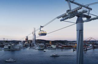 Teleférico en Gotemburgo el año 2021?
