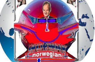 """Noruega es """"el país más feliz del mundo"""", según los corbatistas de la ONU"""