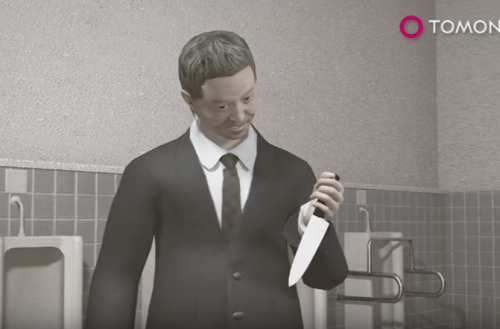 Apuñalarse para no tener que trabajar: la nueva moda en Japón