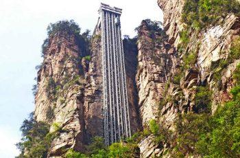 """BAILONG Elevator – """"El Ascensor de los Cien Dragones"""", el más alto del mundo"""