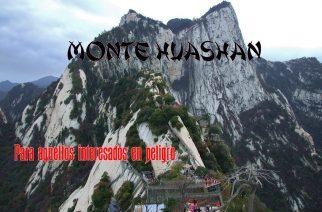 El monte HUA:  El más sucio de Asia?