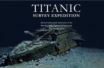 TITANIC –  El nuevo destino turístico bajo el mar