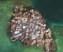 Santa Cruz del Islote, la isla más densamente poblada de la Tierra?