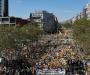 Más de 300.000 personas piden la libertad de los presos independentistas