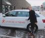 Christoffer Lindhe – el tren amputó sus piernas y brazo, ahora ayuda a otros