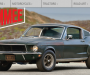 MECUM subastará el FORD Mustang GT de BULLIT