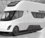 TESLA se convertirá en la autocaravana VANLIFER-Semi-Home