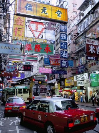 Causeway Bay, Isla de Hong Kong, Hong Kong