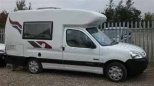 Romahome R20 Outlook Exclusive - www.knightmotorcaravans.co.uk/