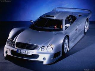 Mercedes-Benz CLK GTR 1999