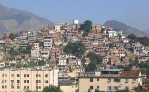 Morro dos Macacos, en Vila Isabel