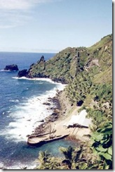 Bounty_Bay_and_The_Landing-Pitcairn_Island