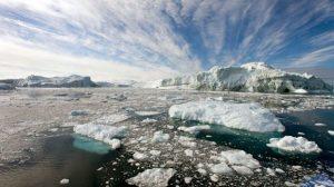 Groenladia se derrite...