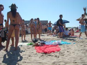 Playa Bikini/Punta del Este