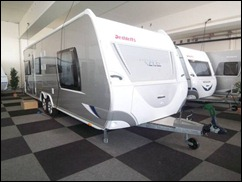 DETHLEFFS Emotion VIP Exclusive 675 DB - Caravan