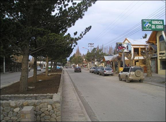 ElCalafate-AvenidaSanMartin