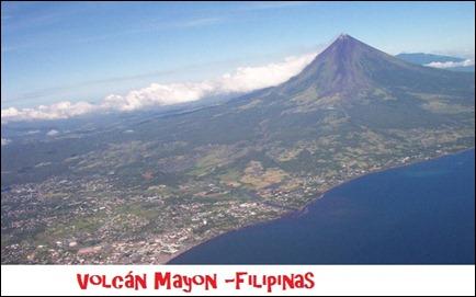 volcan mayon