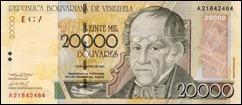 Venezuela-Moneda