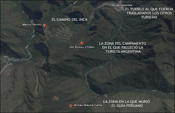camino del inca---