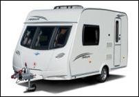 caravan LUNAR ARIVA
