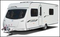 caravan LUNAR CLUBMAN DELTA RANGE