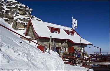 stone hut--