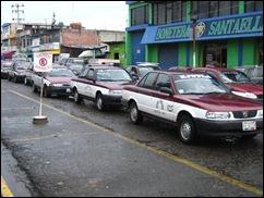 taxis oaxaca