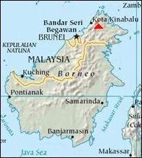 Kinabalu Borneo_