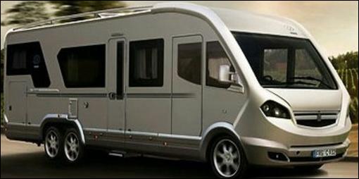 Knaus S-Liner 800 LEG, Fiat---