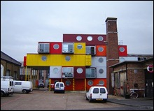 Container City In London