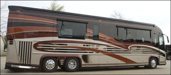 NEWELL Coach Luxury Motorhomes – El Rastreador de Noticias