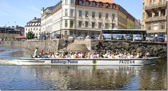 Paddan_sightseeing_gothenburg