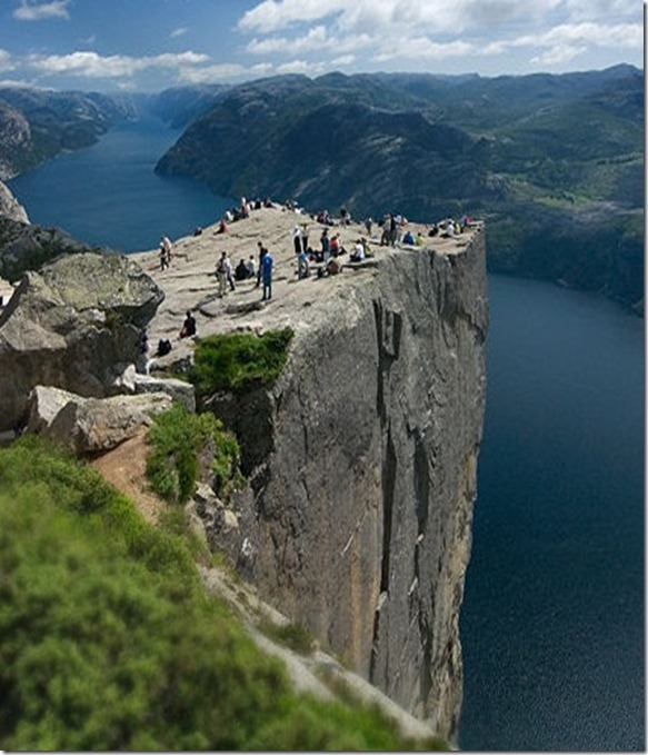 Preikestolen_Norge