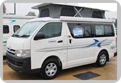 2010 Sunliner TOYOTA HIACE POP-TOP