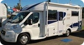 Sunliner Holiday Series G32 New Motorhome