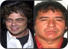 Benicio del Toro interpretando a Víctor Segovia Rojas.