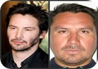 Keanu Reeves interpretando a Edison Peña Villarroel.