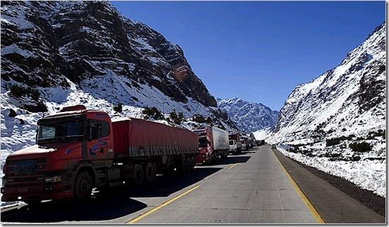 paso Los Libertadoresargentina and chile road2