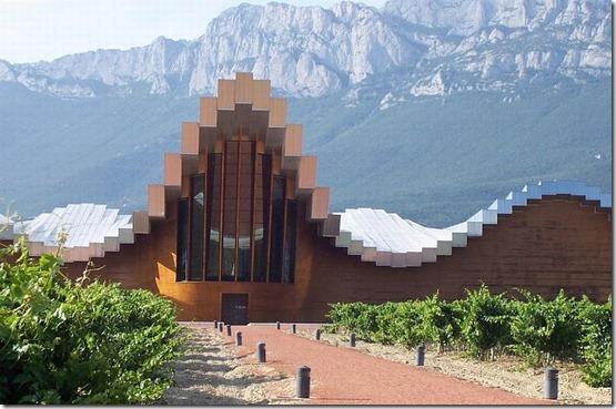 Bodegas Ysios, Spain 1998 - 20001
