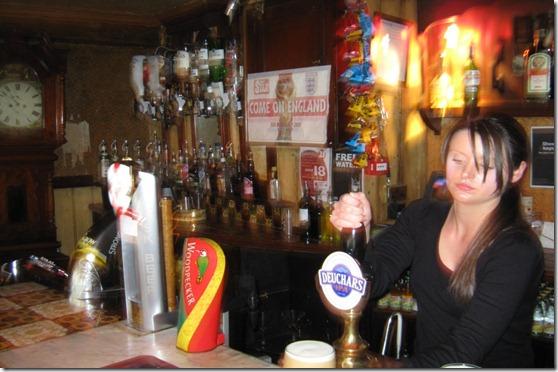 pubs England