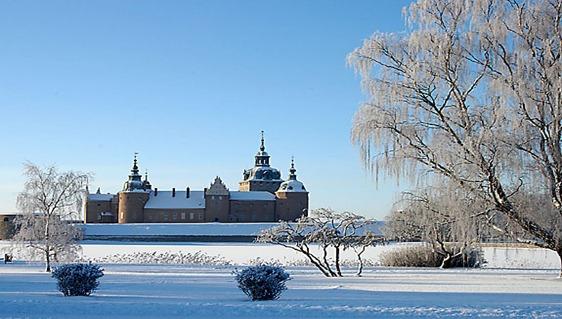 K slottet-vinter
