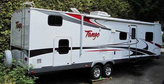 Pacific Coachworks TANGO3