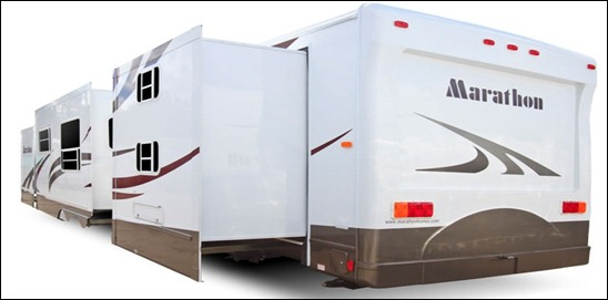Marathon-Travel-Trailer-Rear