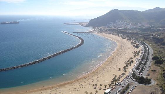Playa-de-las-Teresitas1