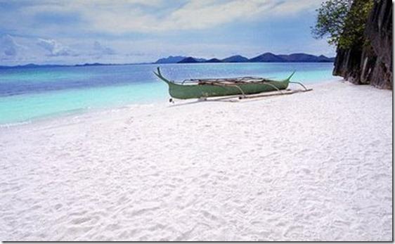 Coron Palawan Playa Banol