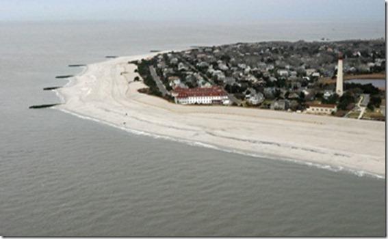 cape may beach-