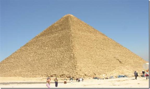 cheops-khufu pyramid