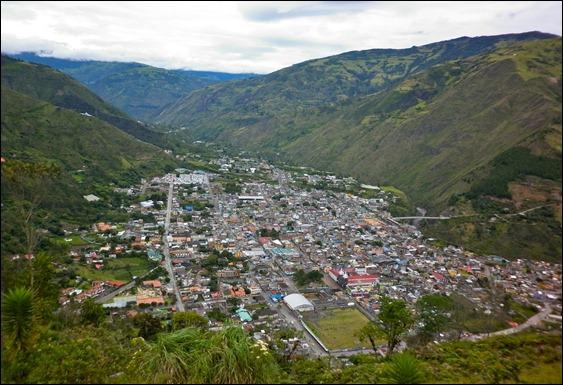 Baños-Ecuador