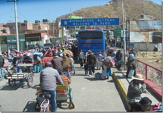 desaguadero border-crossing