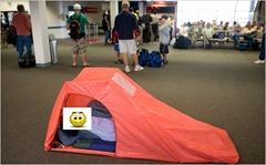 pernocta aeropuerto